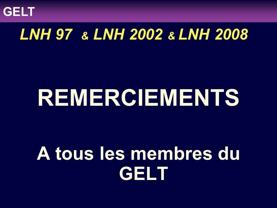 A tous les membres du GELT