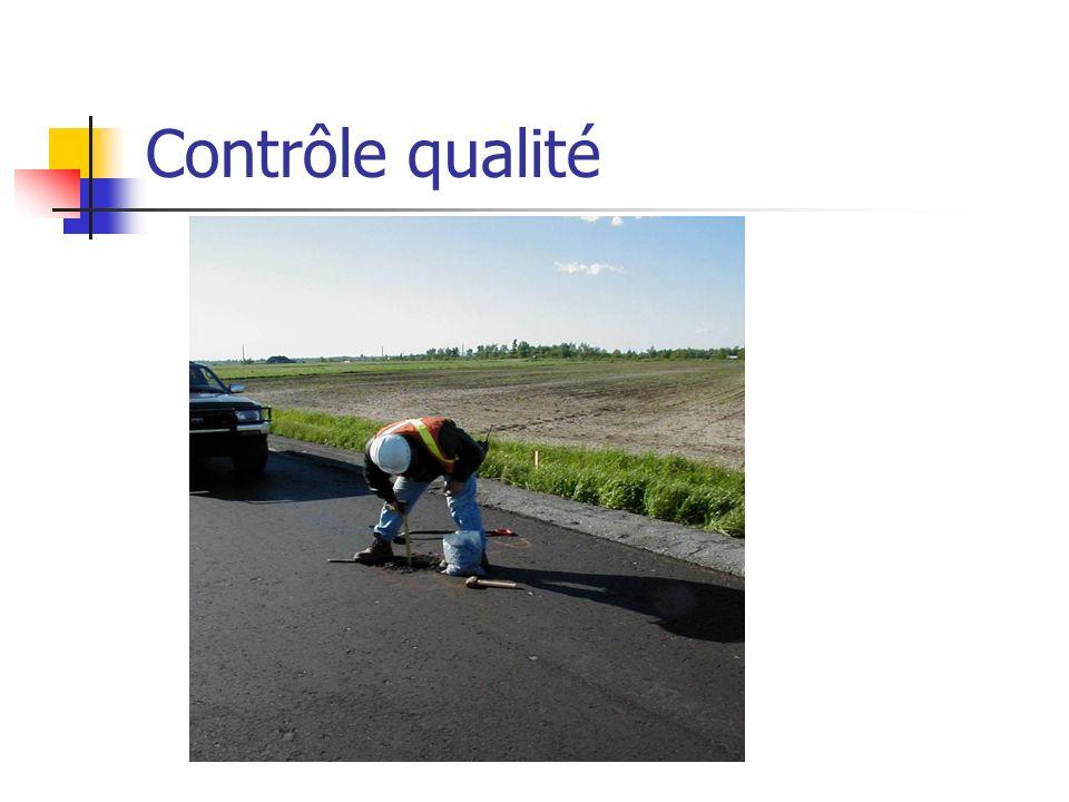 Contrôle qualité
