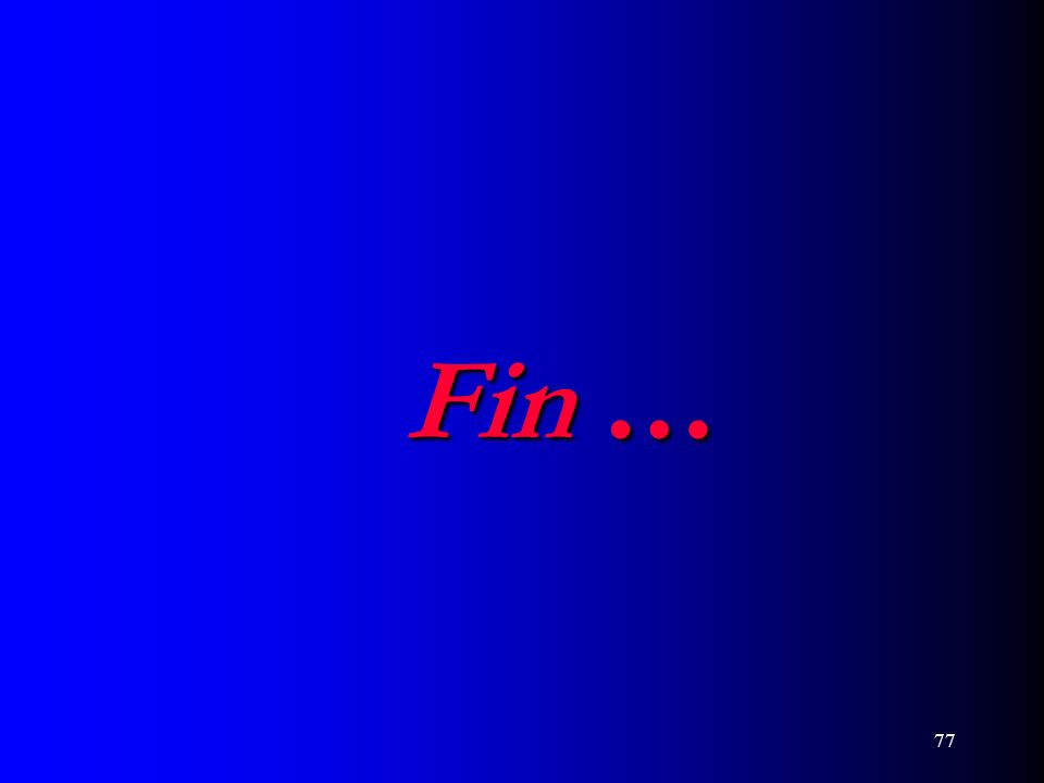 Fin … 77