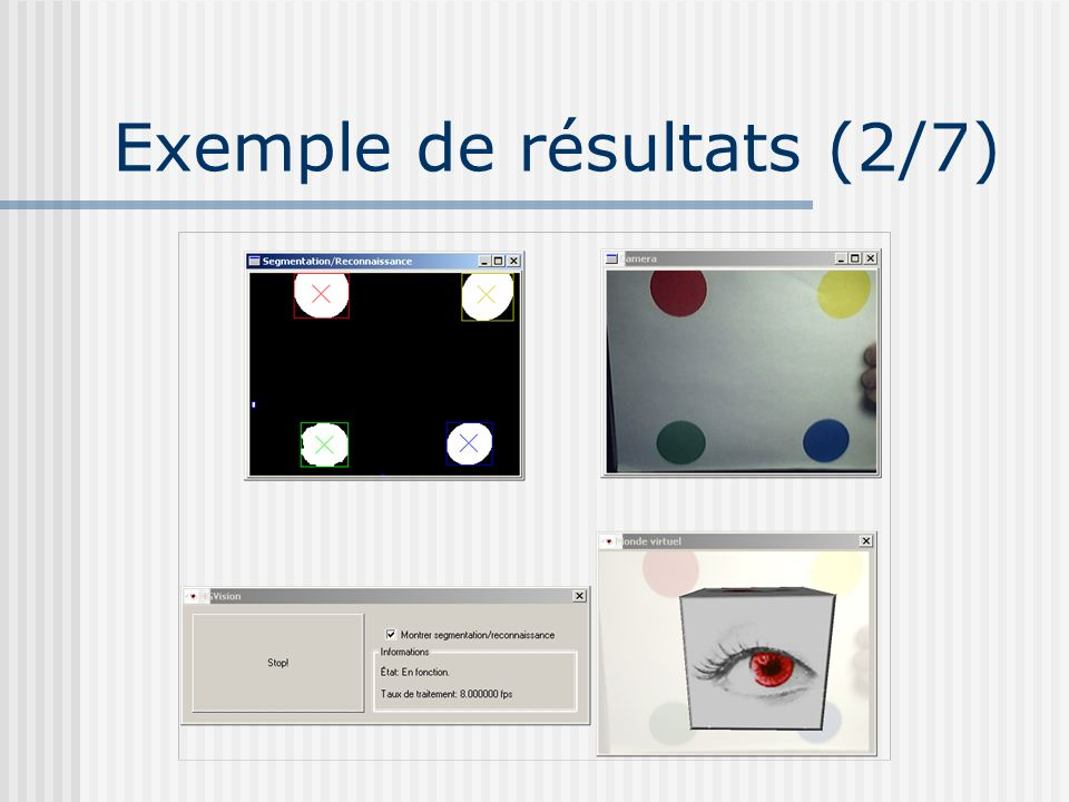 Exemple de résultats (2/7)