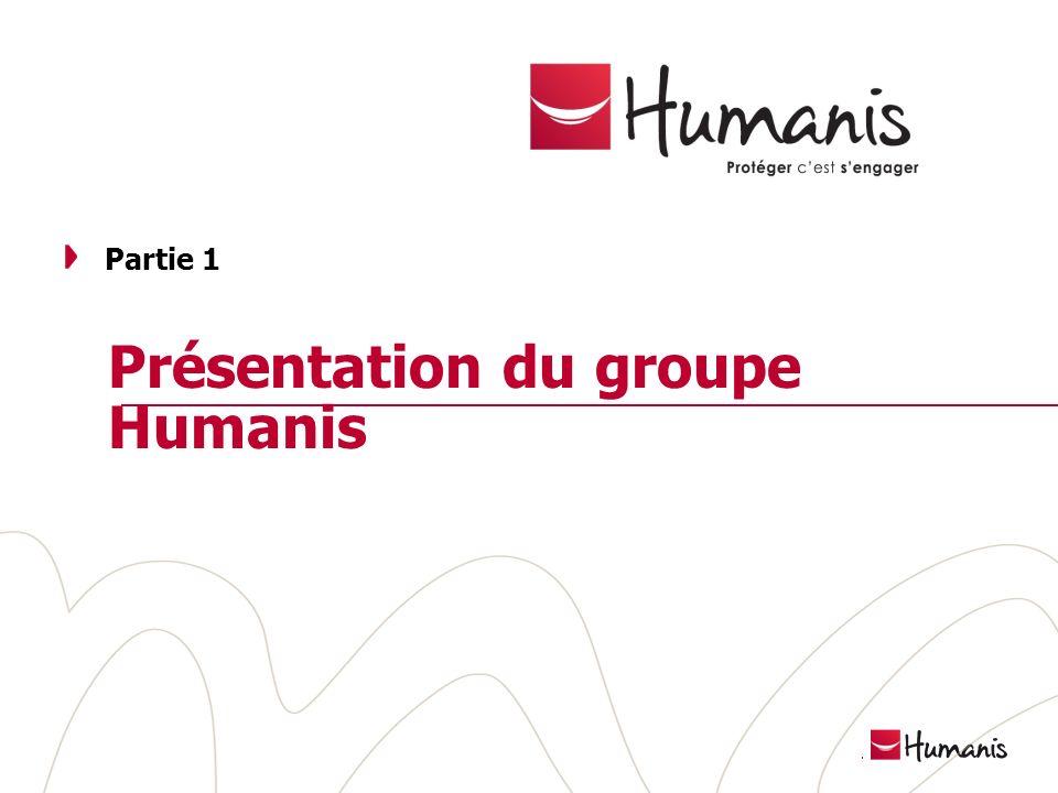 Présentation du groupe Humanis