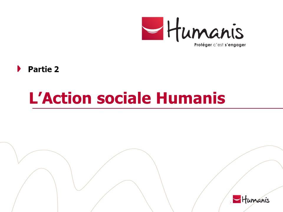 L'Action sociale Humanis