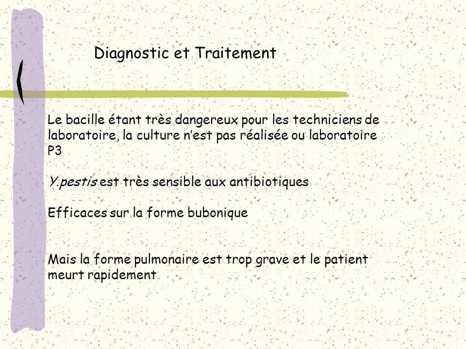 Diagnostic et Traitement