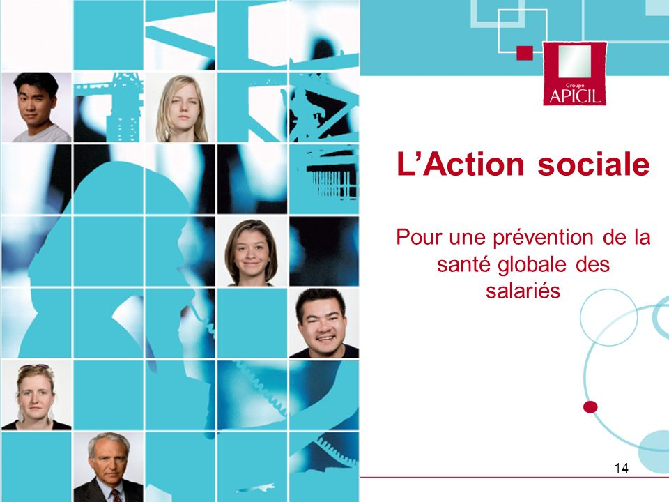 Pour une prévention de la santé globale des salariés