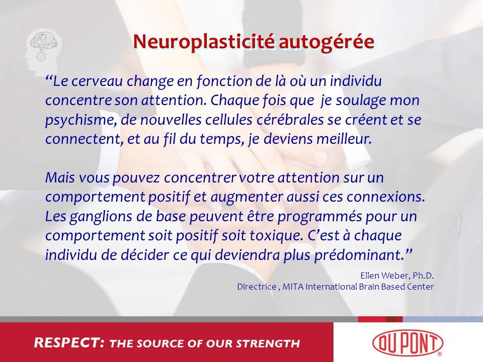 Neuroplasticité autogérée