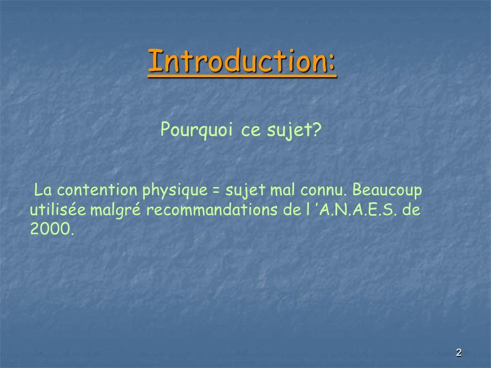 Introduction: Pourquoi ce sujet