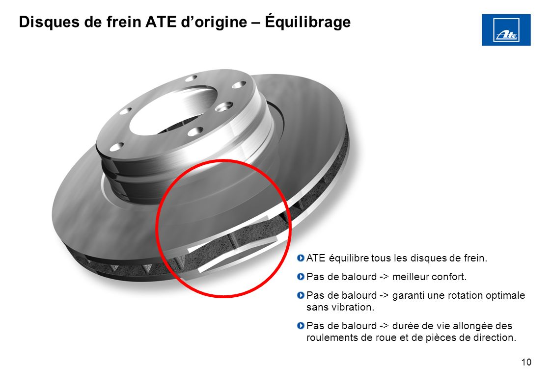 disques de frein ate d origine s curit maximale en toute situation ppt t l charger
