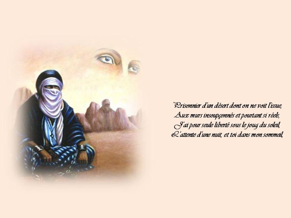 Prisonnier d un désert dont on ne voit l issue,