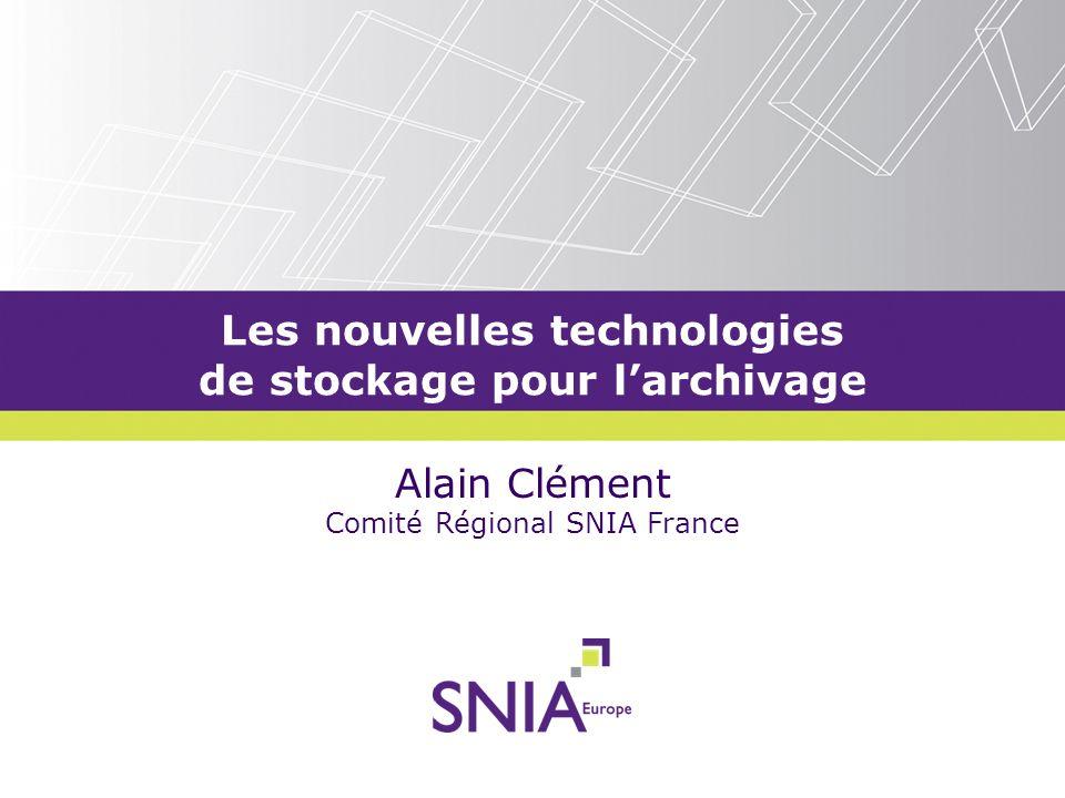 Alain Clément Comité Régional SNIA France