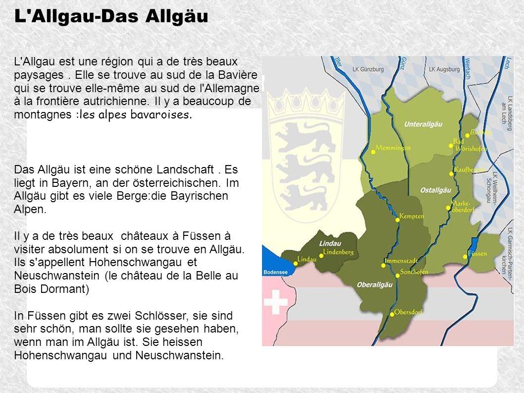 L Allgau-Das Allgäu