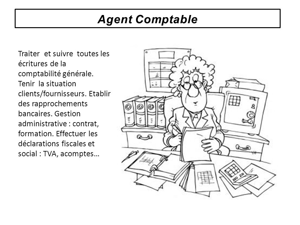 Agent Comptable