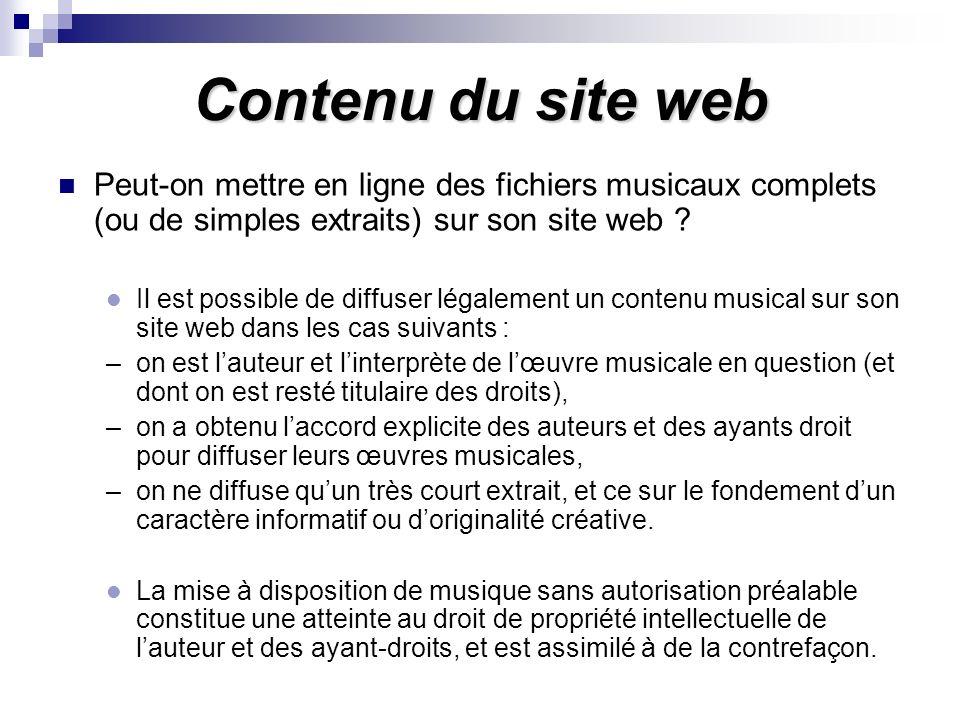 le droit et le web