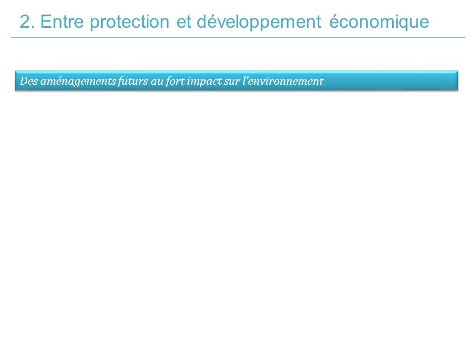 2. Entre protection et développement économique