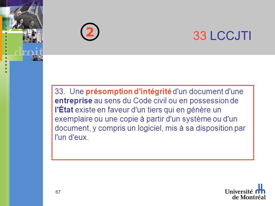 33 LCCJTI 2.