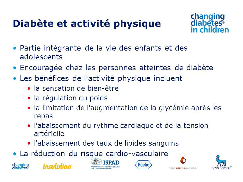 Diabète et activité physique