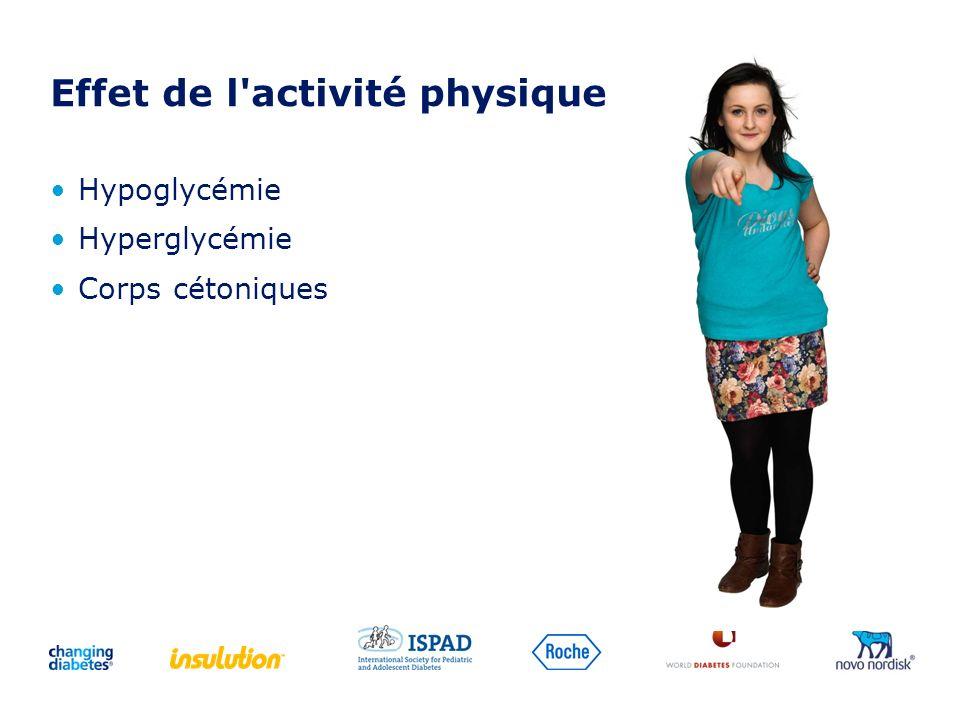 Effet de l activité physique