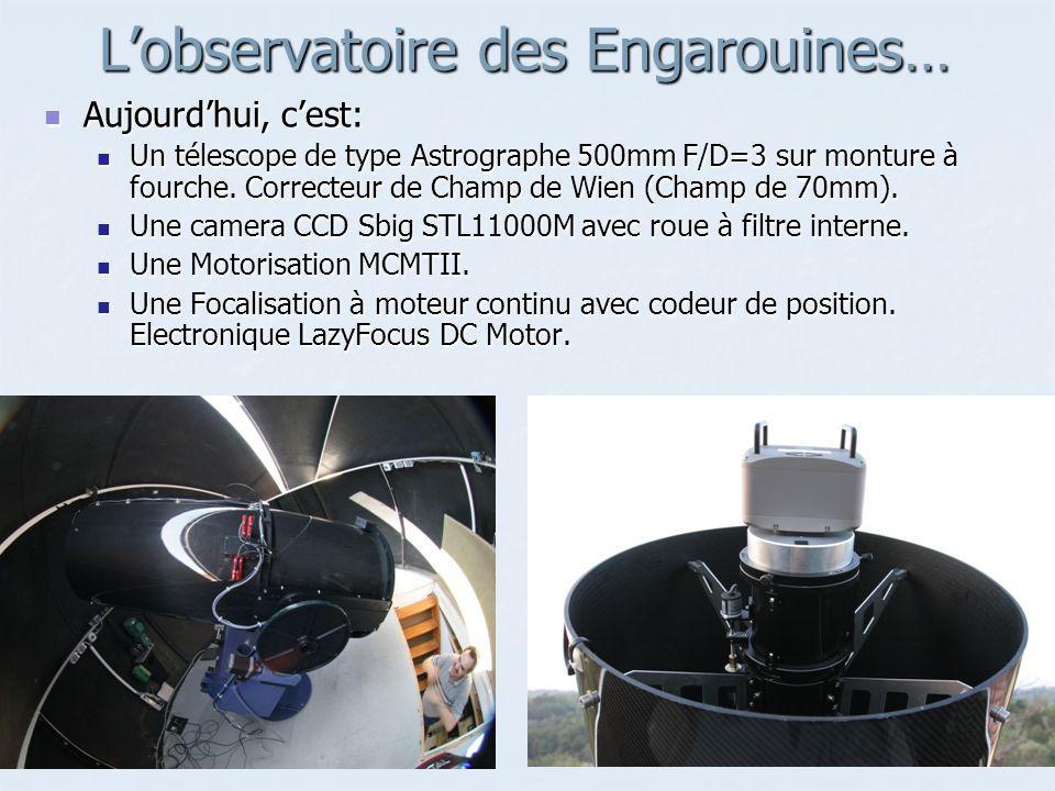 L'observatoire des Engarouines…