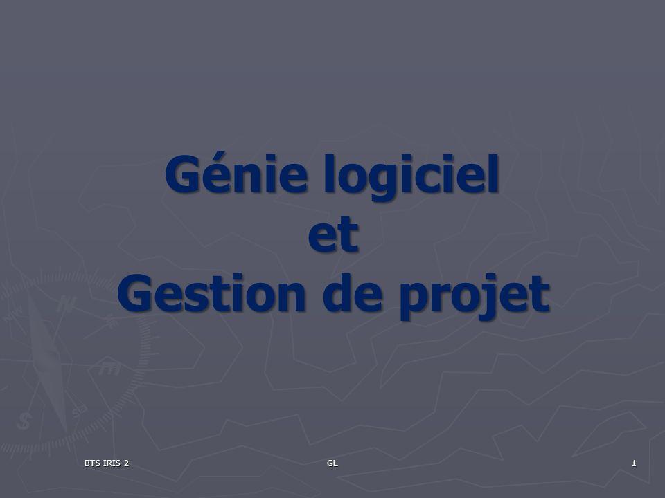 Génie logiciel et Gestion de projet