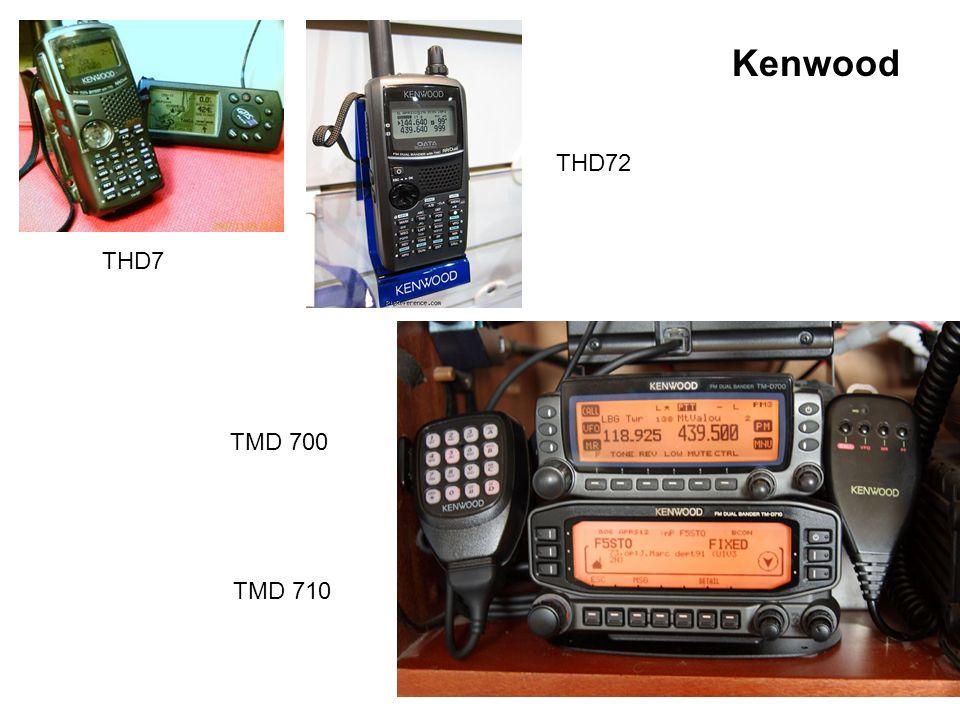 Kenwood THD72 THD7 TMD 700 TMD 710