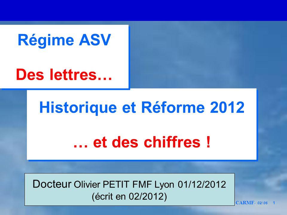 Docteur Olivier PETIT FMF Lyon 01/12/2012