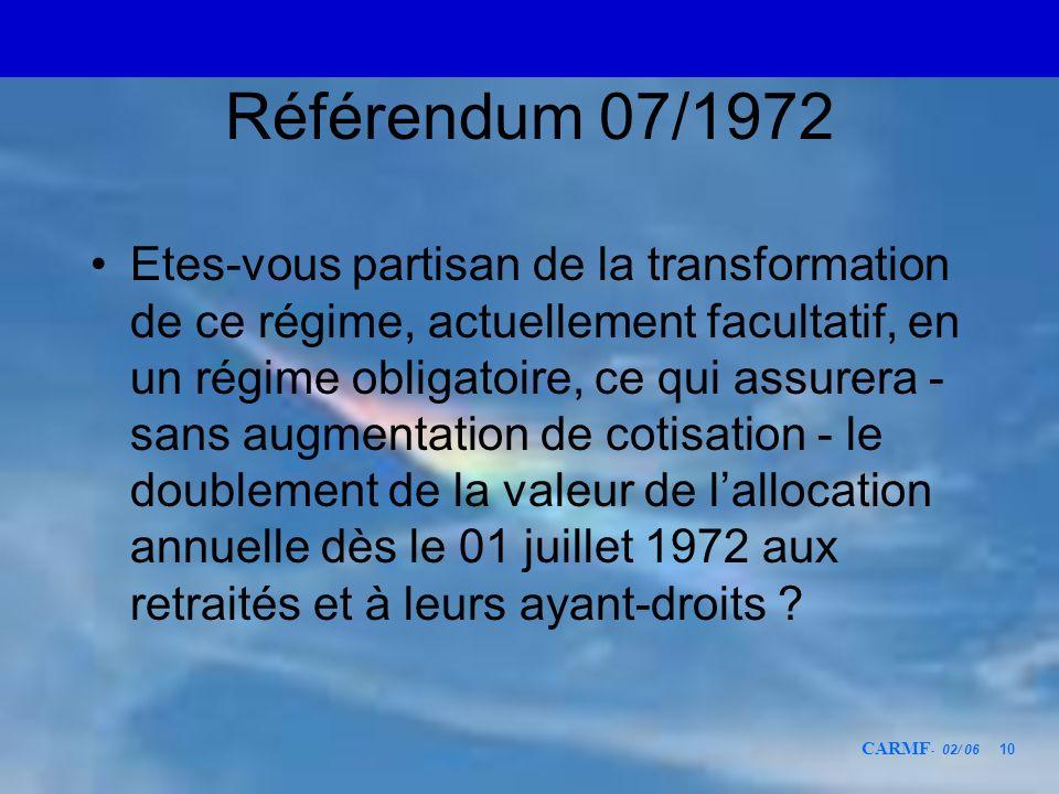 Référendum 07/1972
