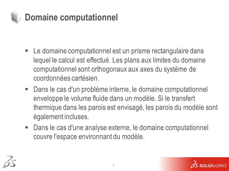 Domaine computationnel