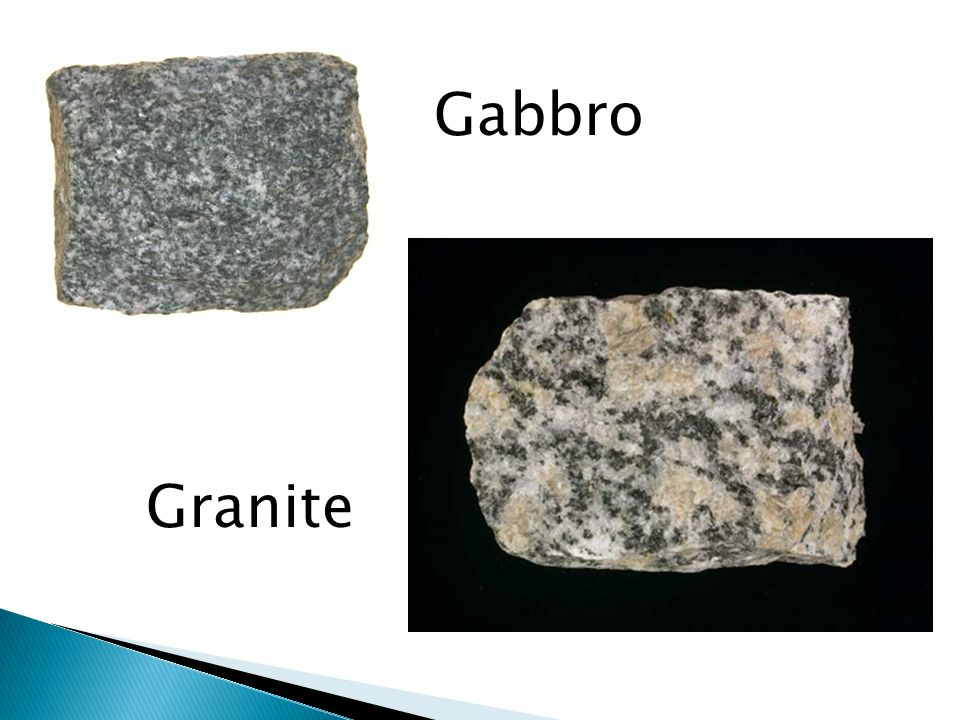 Gabbro Granite