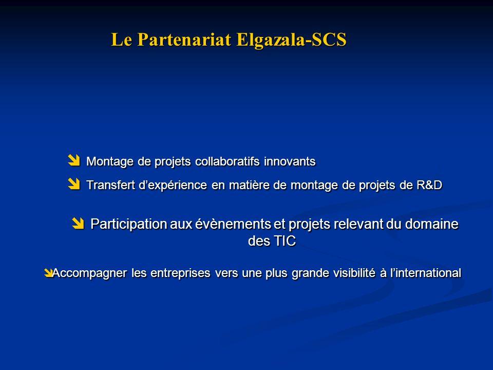 Le Partenariat Elgazala-SCS