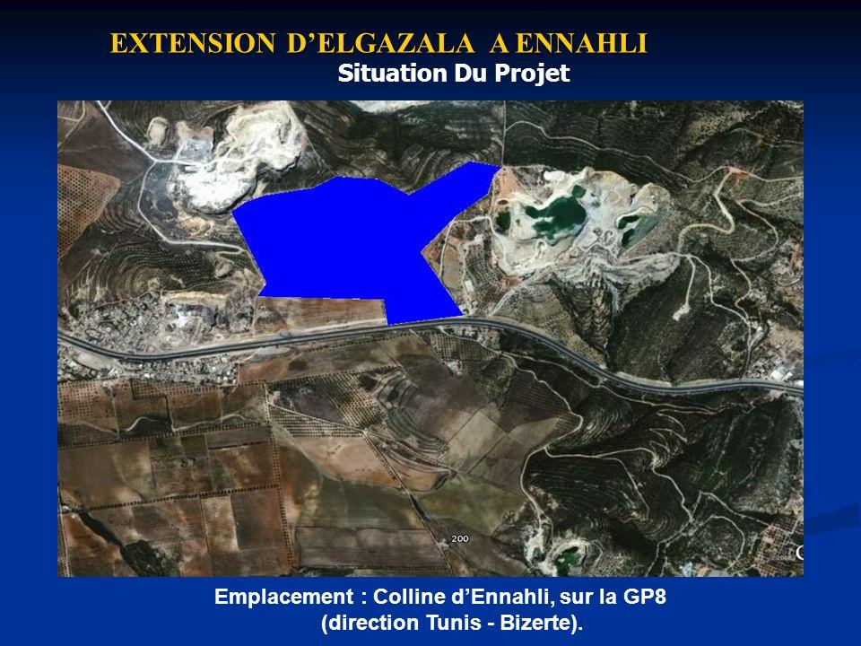 EXTENSION D'ELGAZALA A ENNAHLI