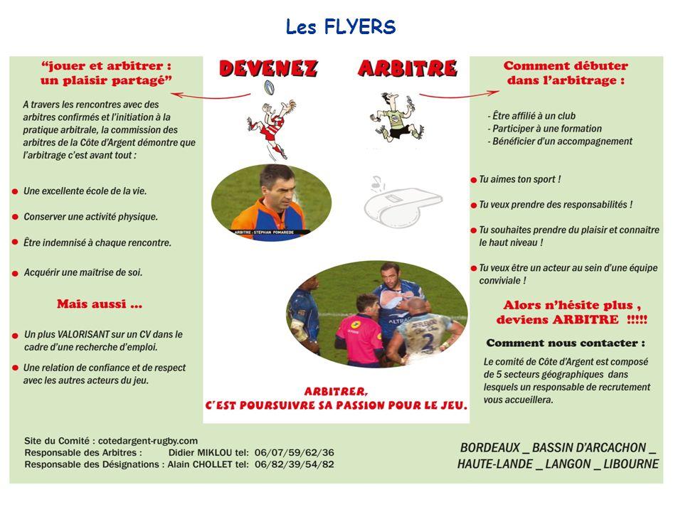 Les FLYERS