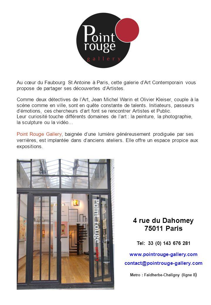 Metro : Faidherbe-Chaligny (ligne 8)