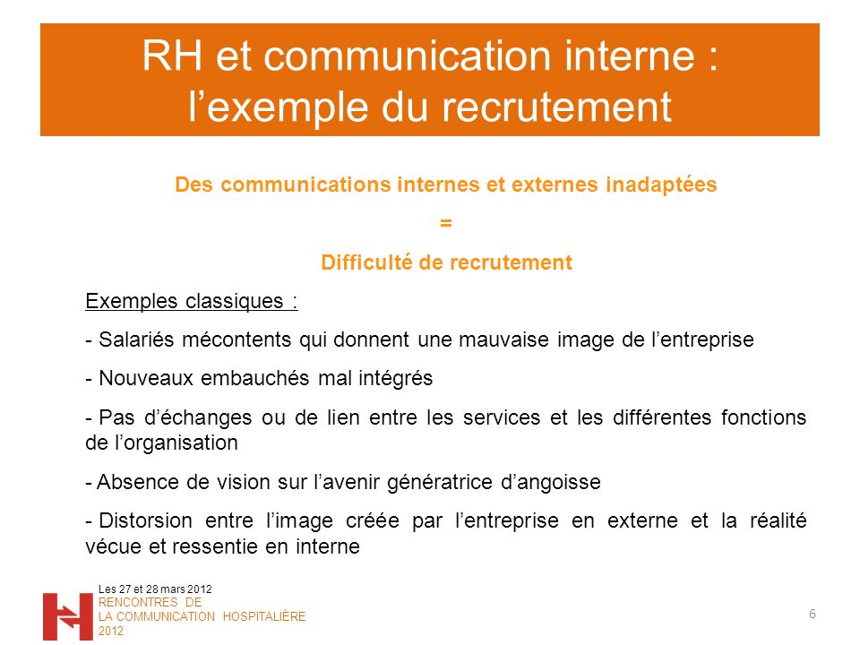 comment la communication interne peut