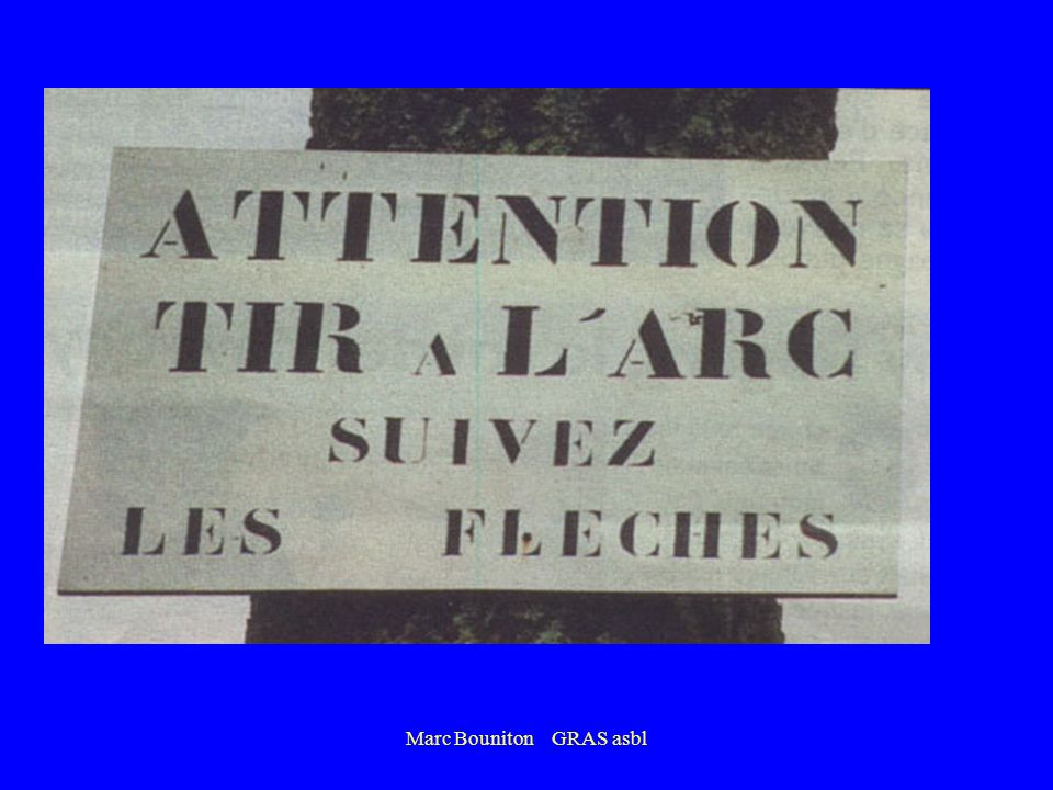 Marc Bouniton GRAS asbl