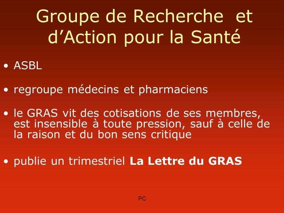 Groupe de Recherche et d'Action pour la Santé