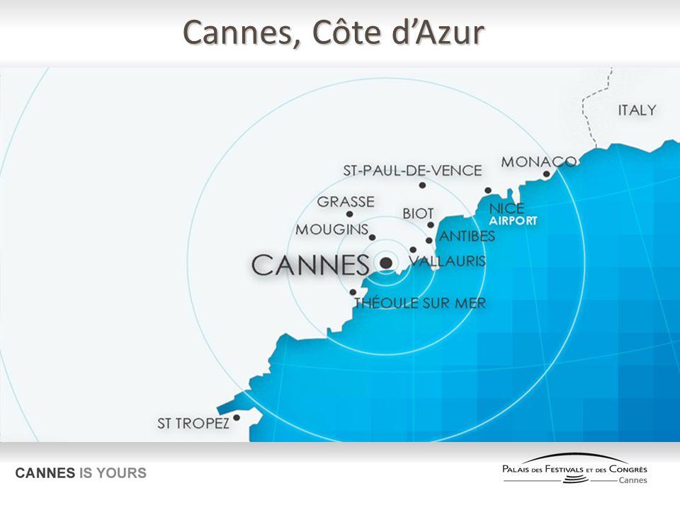 Cannes, Côte d'Azur