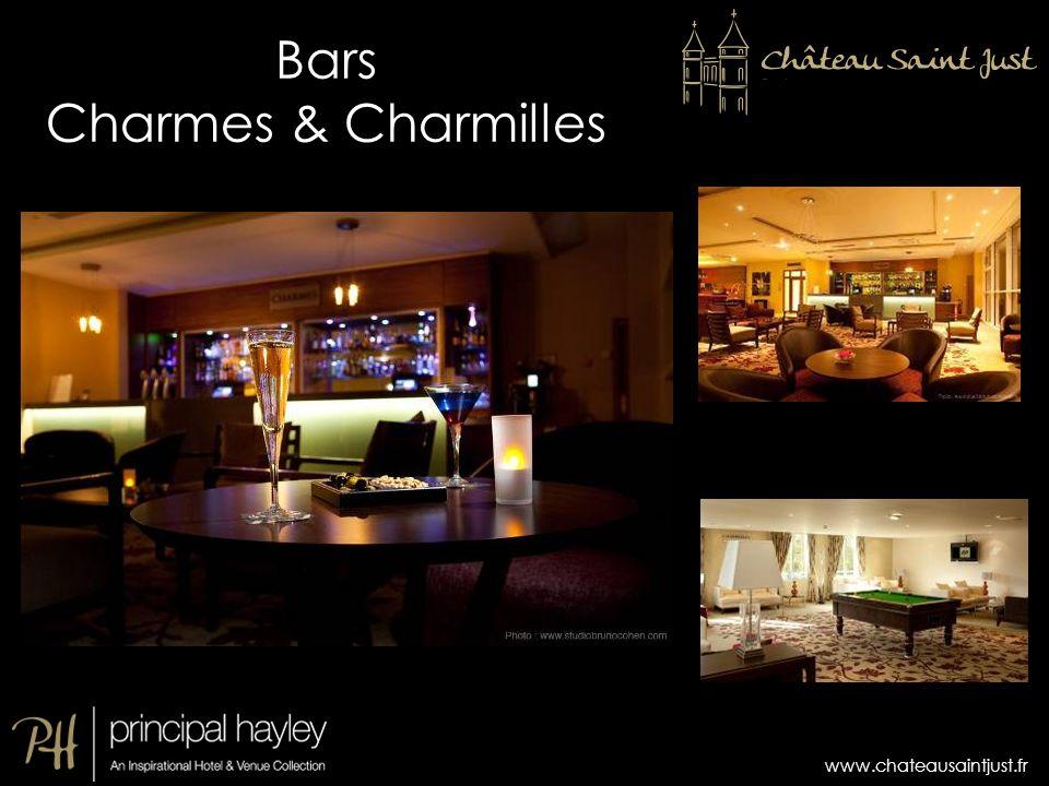 Bars Charmes & Charmilles