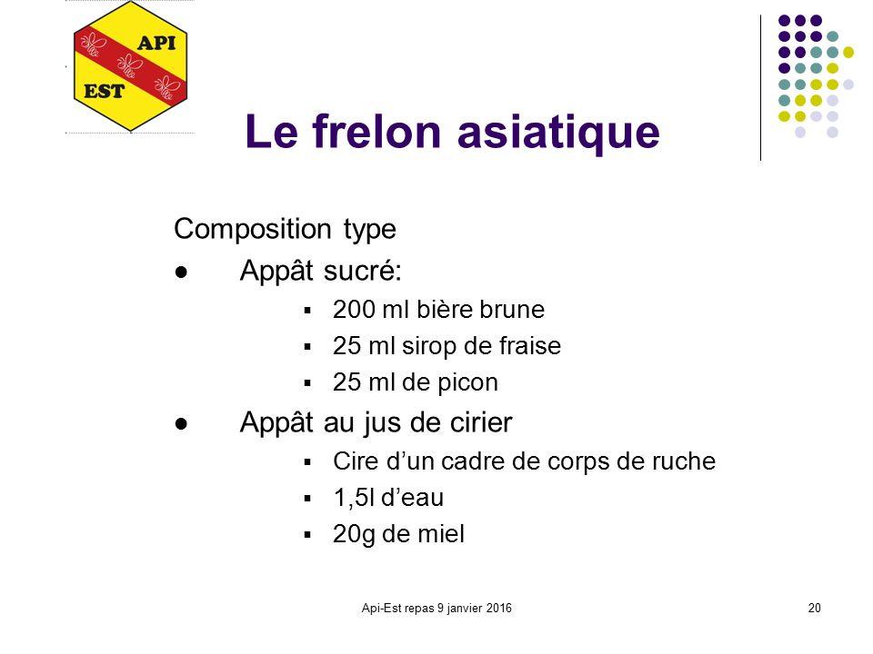 Le frelon asiatique vespa velutina api est repas 9 janvier ppt video online t l charger - Repulsif frelon asiatique ...