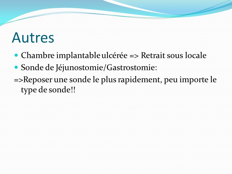Urgences chirurgicales digestives ppt video online t l charger - Chambre implantable definition ...