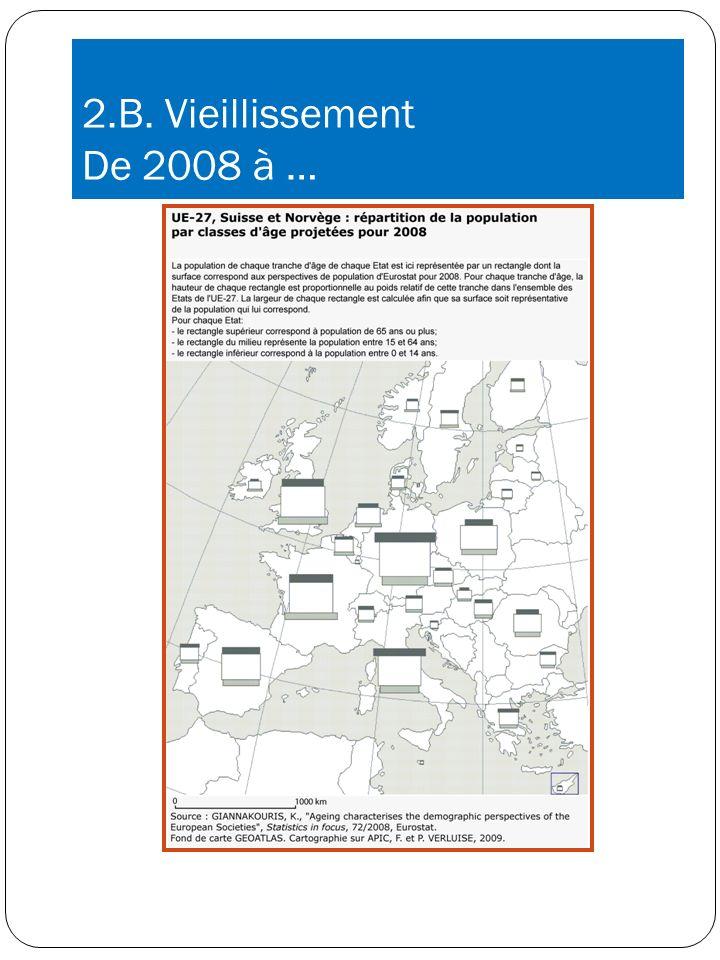 2.B. Vieillissement De 2008 à …
