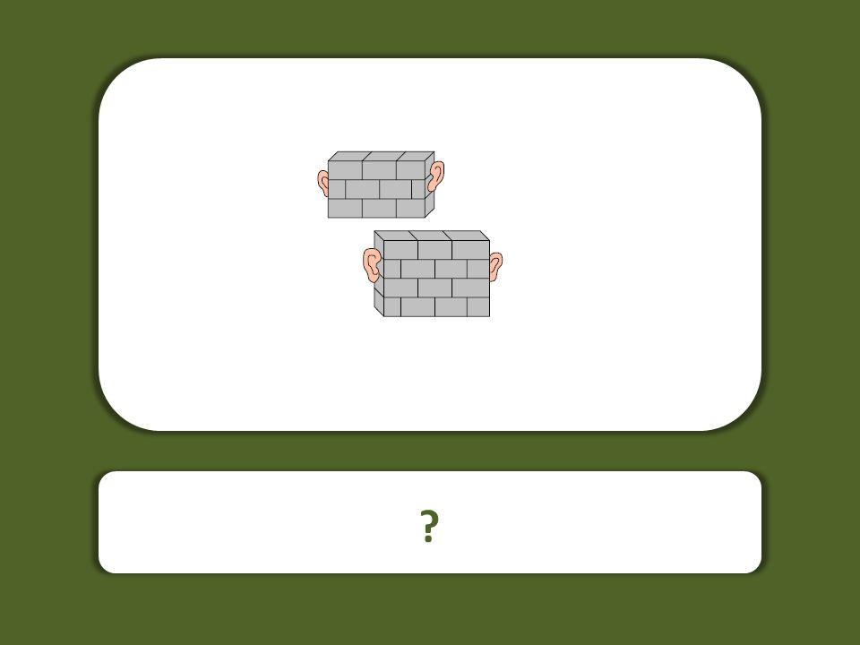 Des expressions fran aises 1 2 gr ce aux dessins d - Les murs ont des oreilles ...