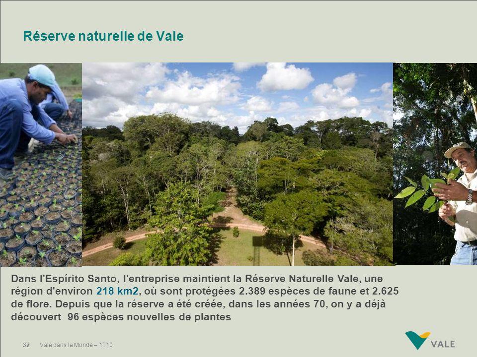 Réserve naturelle de Vale