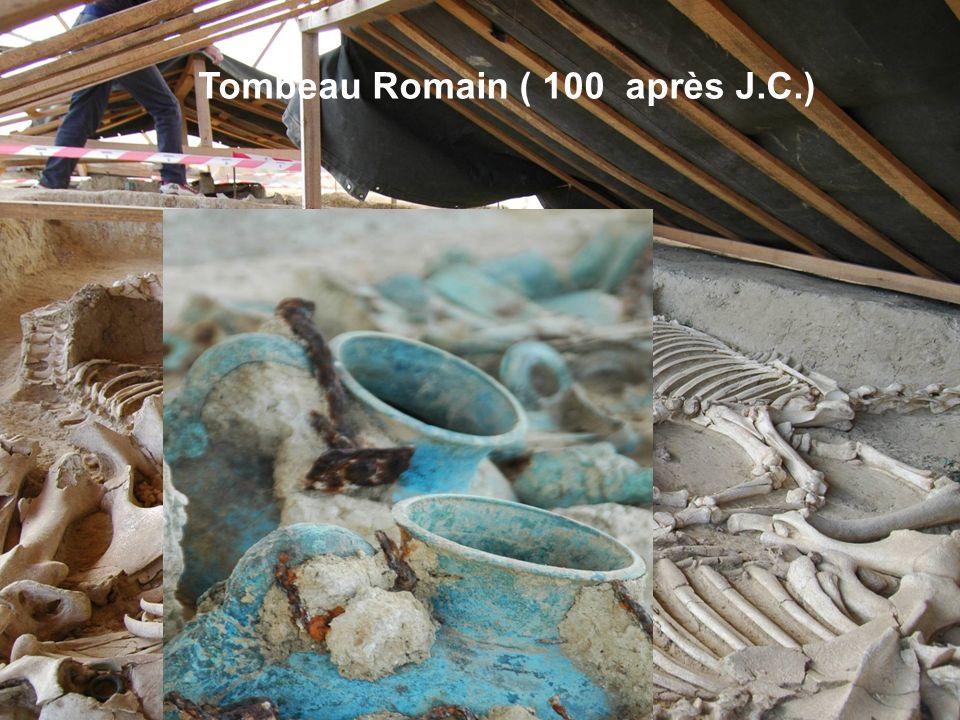 Tombeau Romain ( 100 après J.C.)