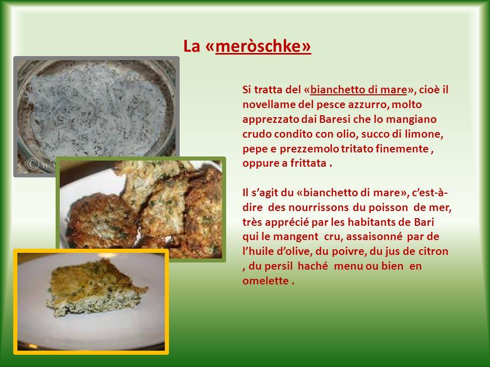 La «meròschke»