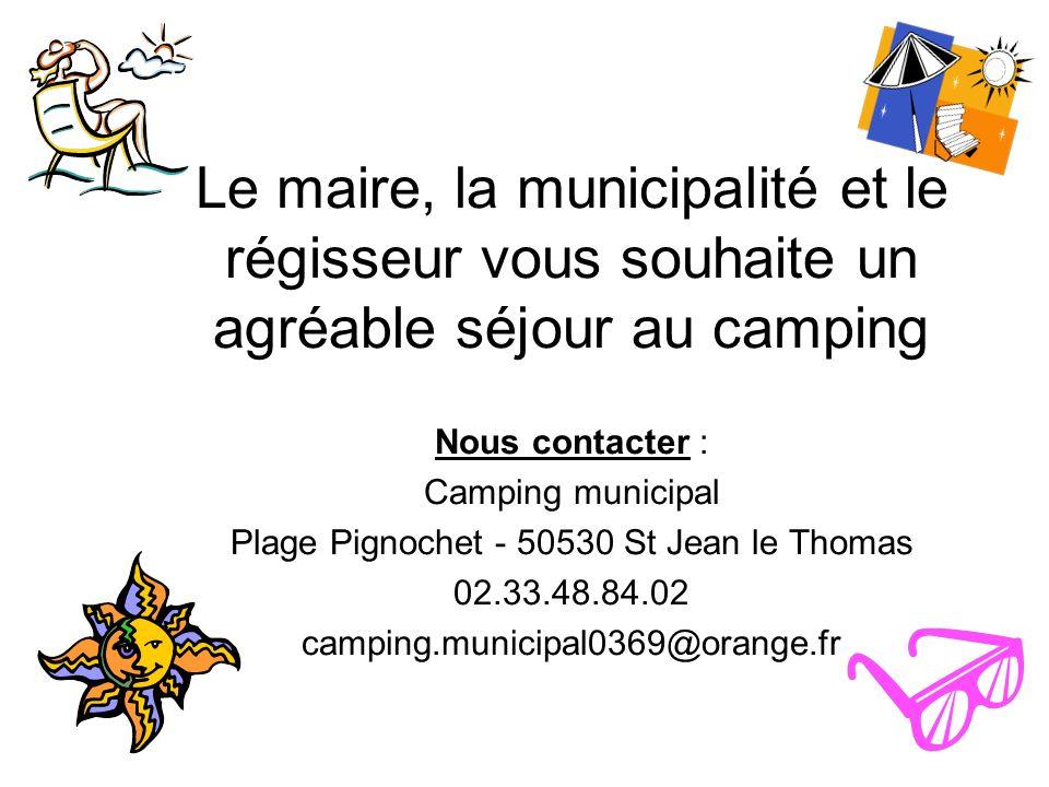 Plage Pignochet - 50530 St Jean le Thomas