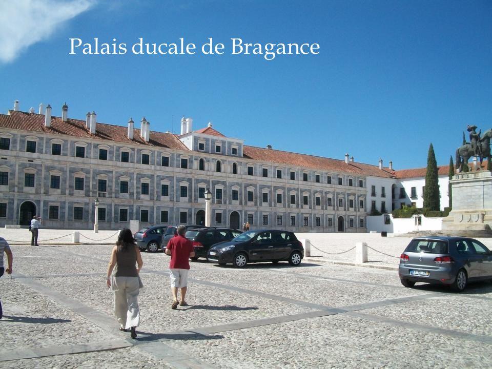 Palais ducale de Bragance