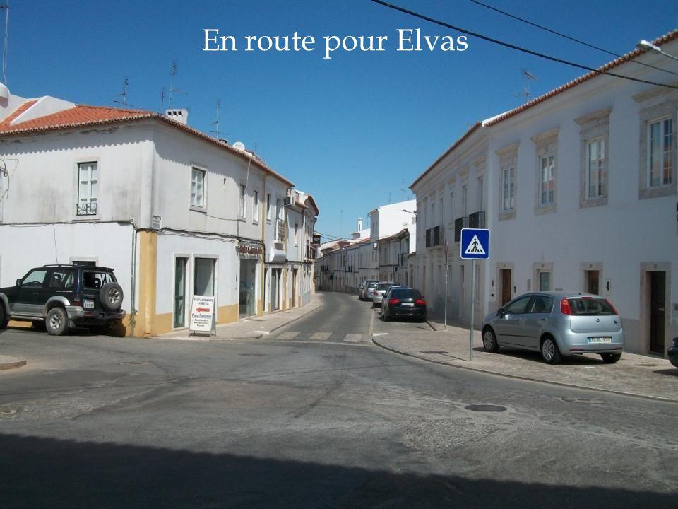 En route pour Elvas 02/12/2011