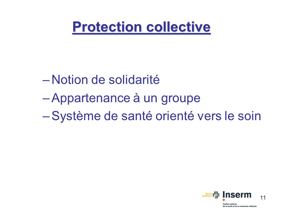 Protection collective