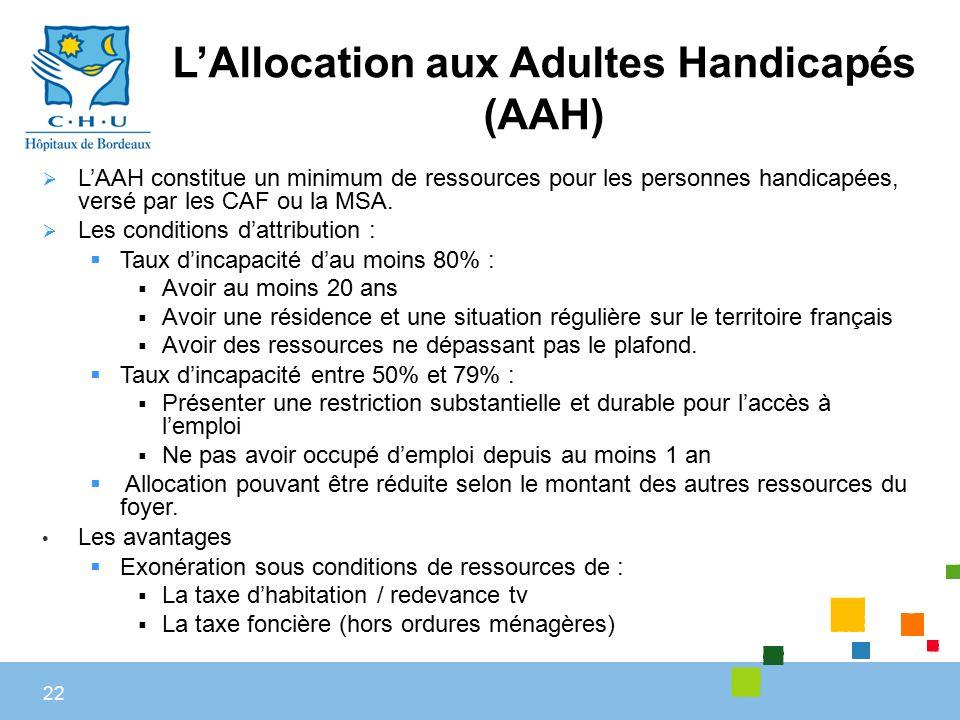 Les aspects medico sociaux de la sclerose en plaques ppt - Plafond de la caf pour allocation logement ...