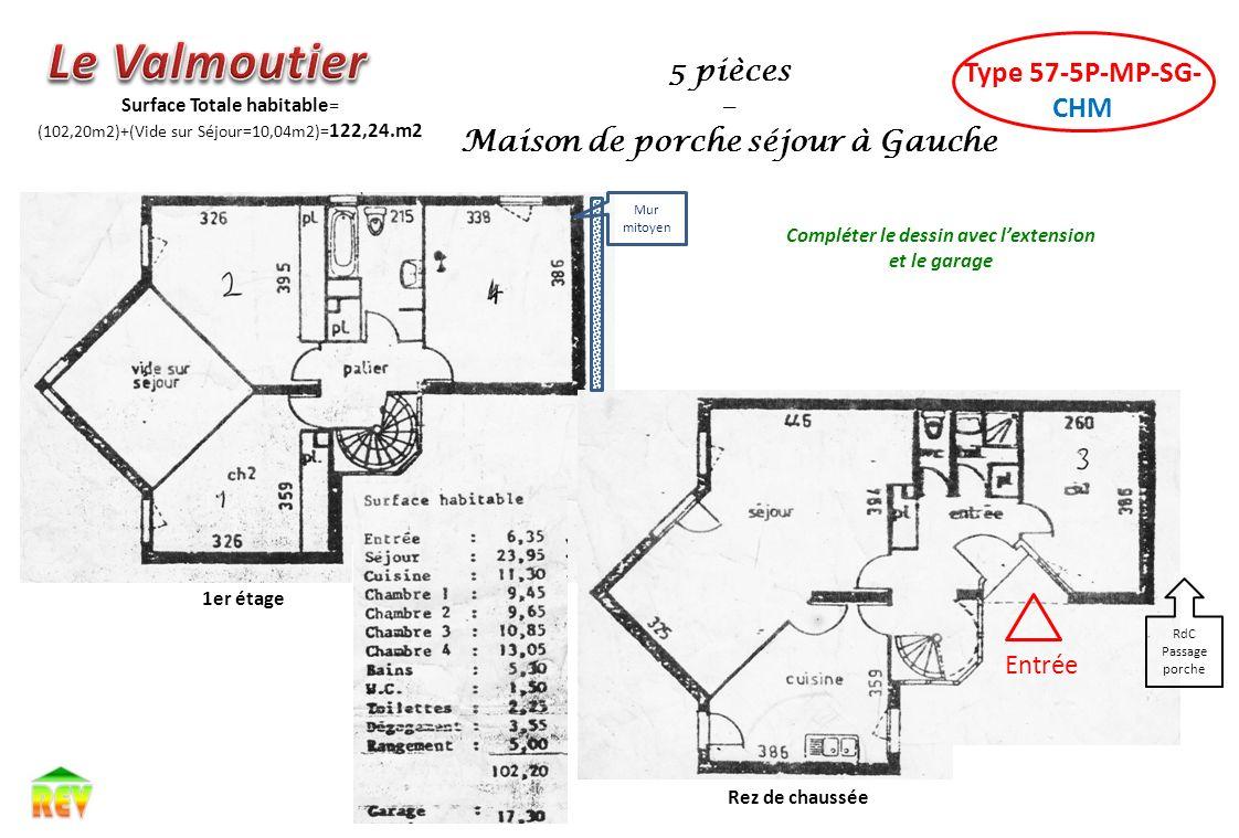 plans de masse types de maisons codification ppt. Black Bedroom Furniture Sets. Home Design Ideas
