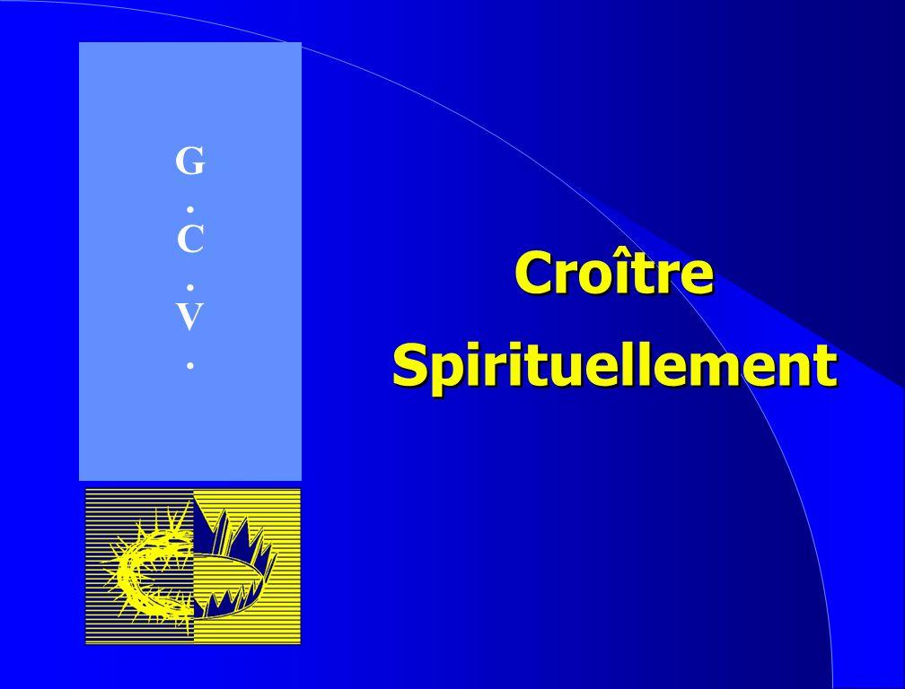 Croître Spirituellement